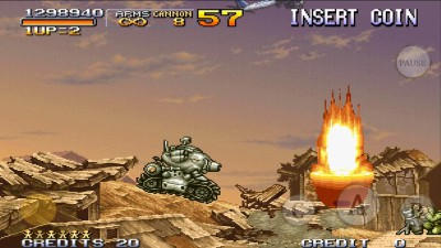 Metal Slug 2 APK DATA for Android